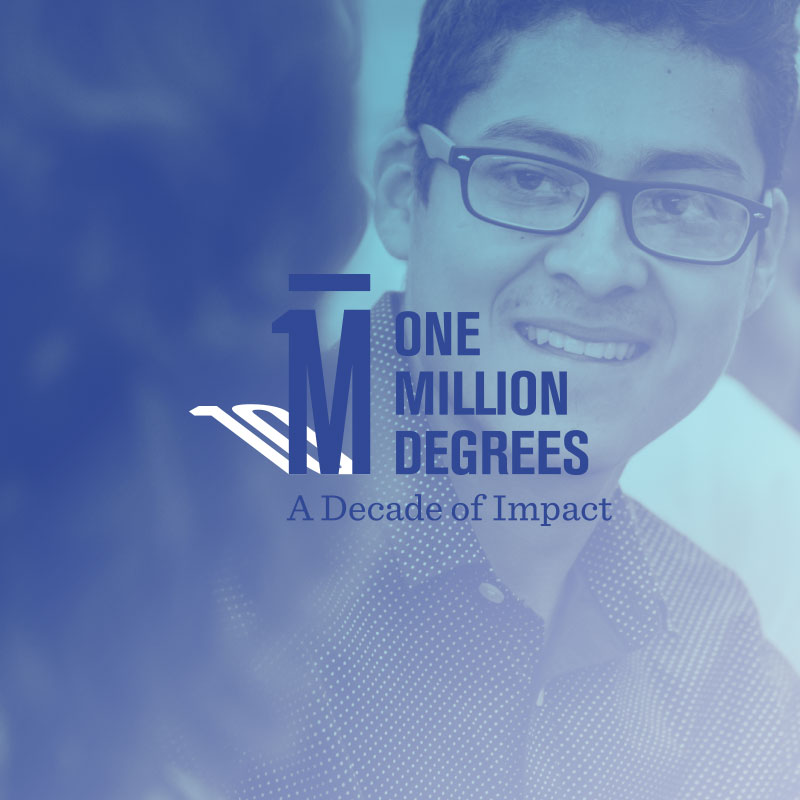 One Million Degrees Employer Brochure